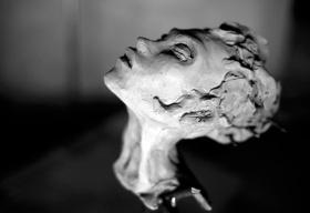 sculpture en terre Loic Tellier
