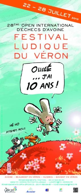 festival ludique 2013 - Loïc Tellier - illustration
