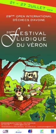 festival ludique 2014 - Loïc Tellier - illustration