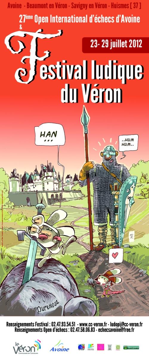 festival ludique 2012 - Loïc Tellier - illustration