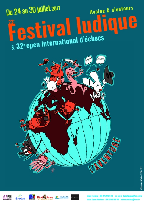 festival ludique 2017 - Loic Tellier